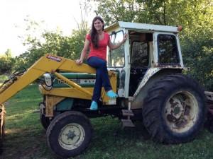 Jenna_tractor
